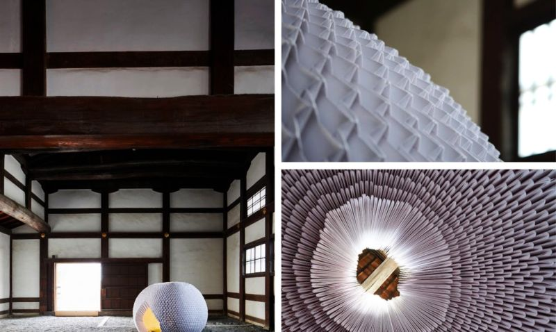 Teahouse designed by Architecture + Design and Shi-An