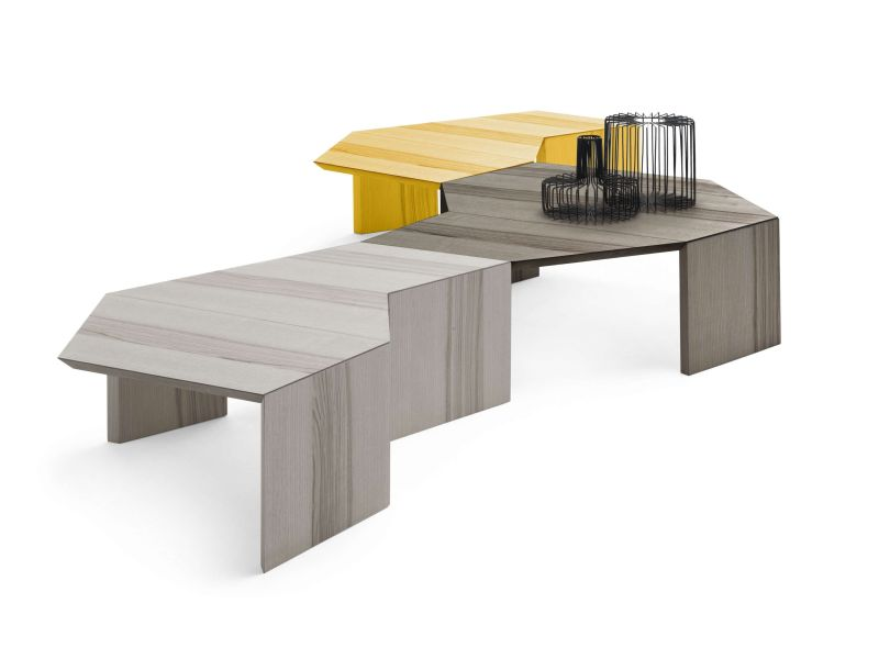 Jeeg modular table by Bartoli Design
