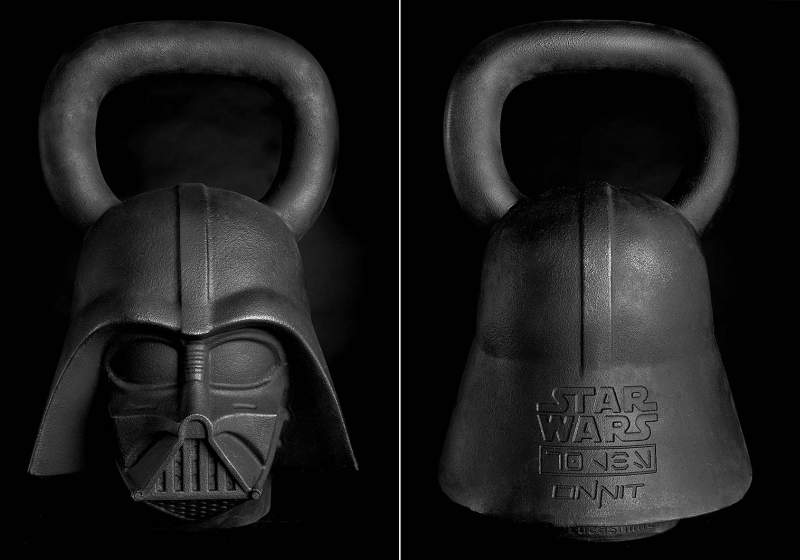 Onnit introduces Star Wars-themed fitness equipment