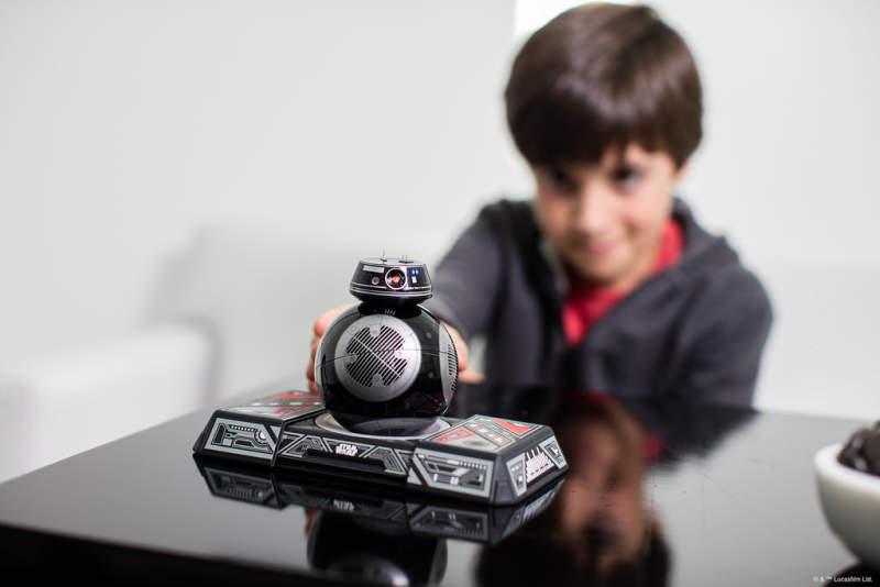 Sphero releases Star Wars BB-9E robot toy for $150