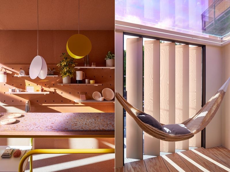 Urban Cabin for MINI Living