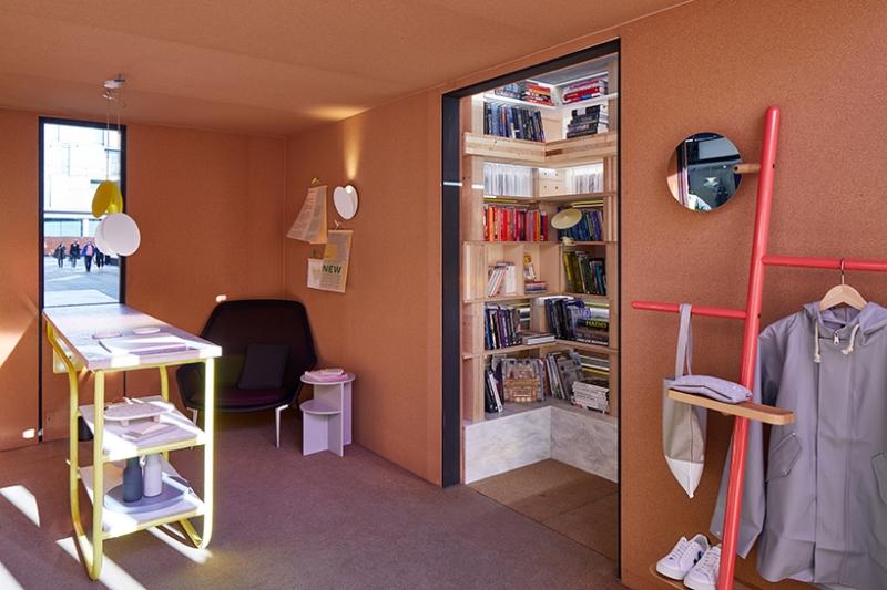 Urban MINI Living by Mini and designer Sam Jacob