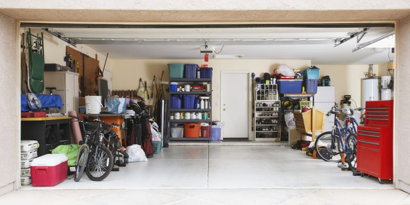 tips on keeping your garage clean and organized