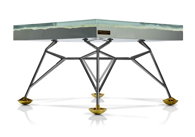 Harow Apollo 11 Table by Harold Sangouard