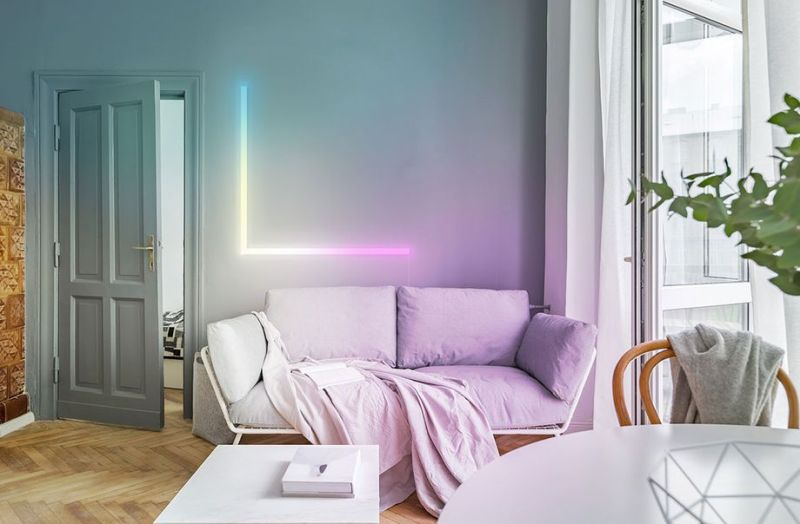 LIFX Beam Lighing System