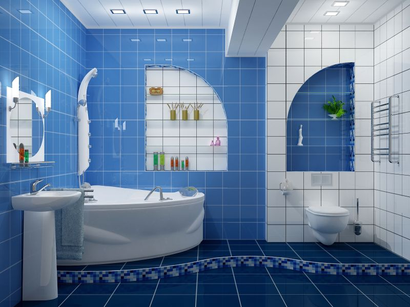 tips to spark up the appeal of your boring bathroom
