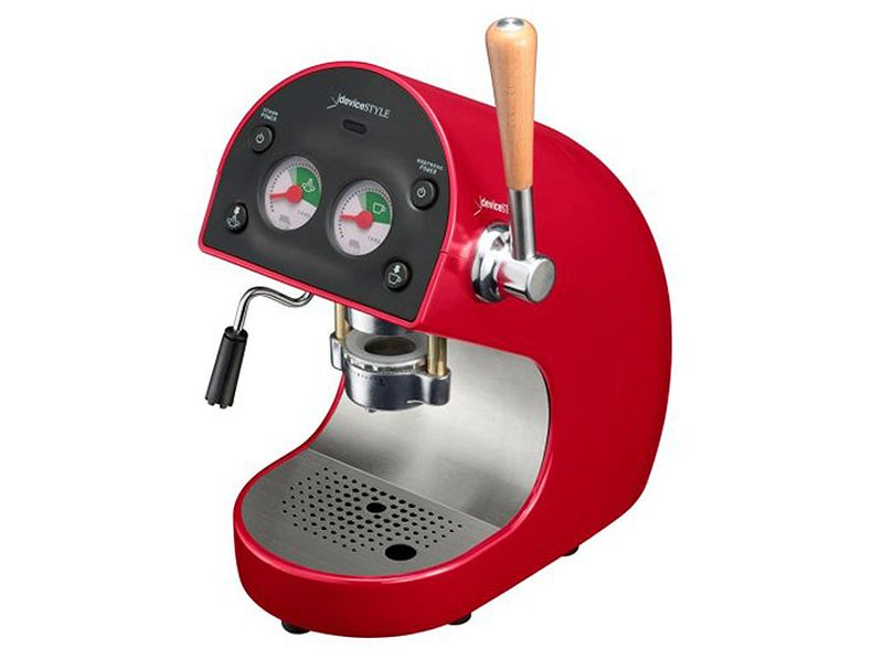 Coffee maker for car lovers