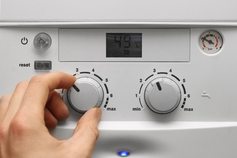 How to keep your mobile home warm with central heating timers