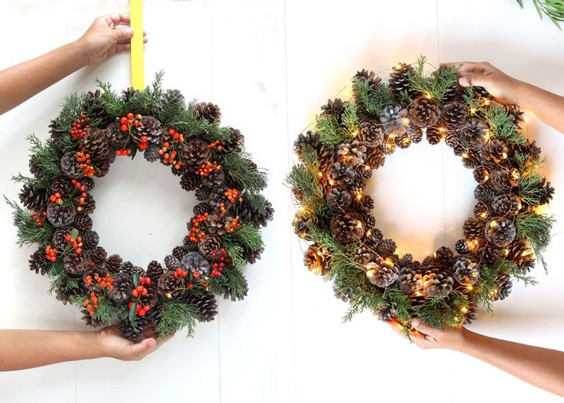 Easy DIY Christmas Decorations for Home