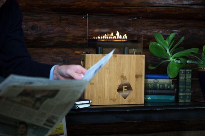 Heinrich Ruben- Fireside Audiobox