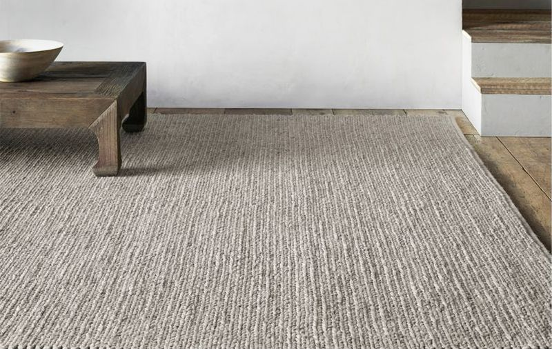 Insulated floors to keep mobile home warm