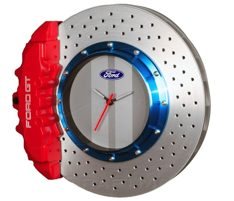 Wall clock for car lovers