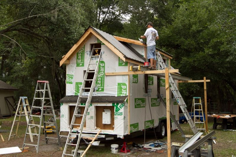 Tips to winter proof tiny Home