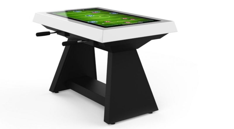 Digiegames launches gaming table to enjoy digital foosball