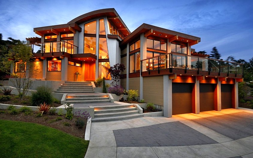 Make your house stand out with these popular architectural features