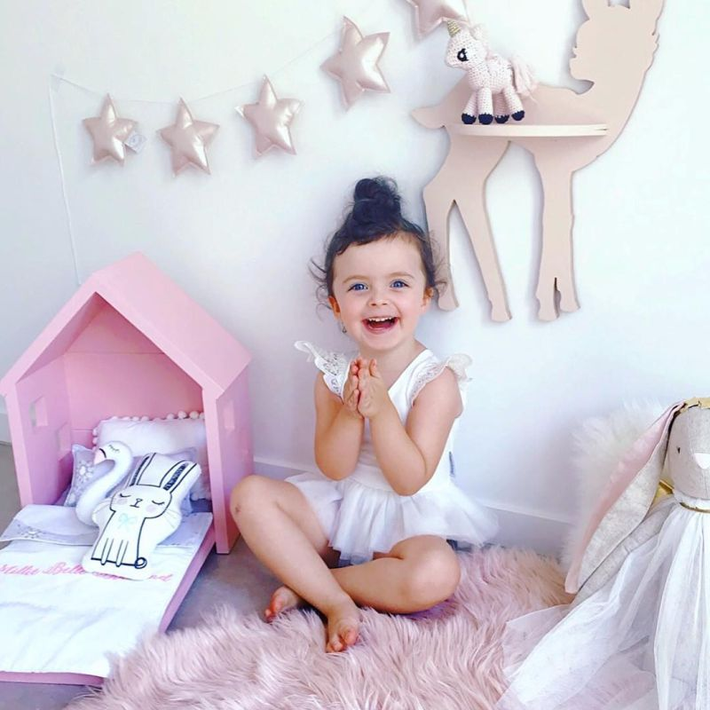 Millie-Belle Diamond playhouse