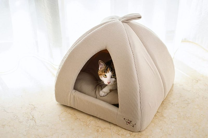 Pet tent bed Christmas gifts for pet lovers