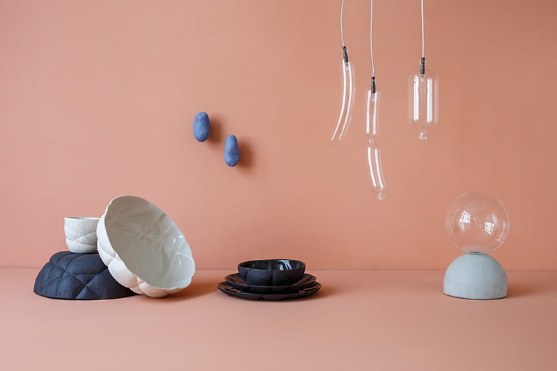 Real food inspired So-sage lamps are all you need for your home decor