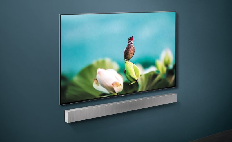 Samsung to exhibit NW700 wall-mounting soundbar at CES 2018