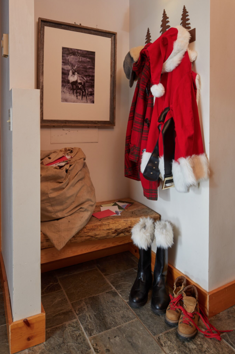 Santa's House on Zillow