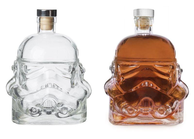 Star Wars Stormtrooper whiskey decanter