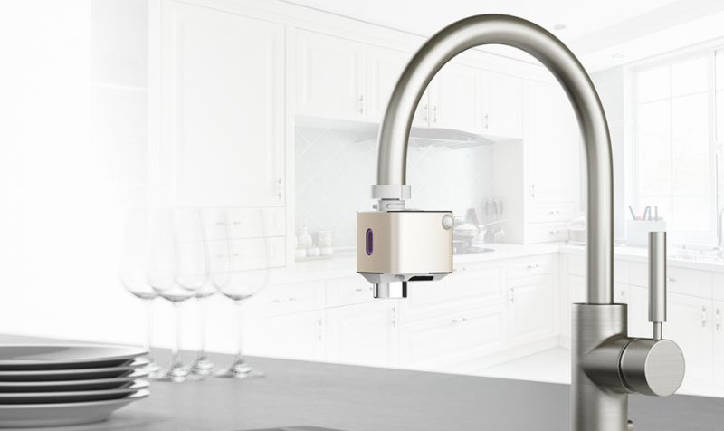 Techo Autowater faucet adapter