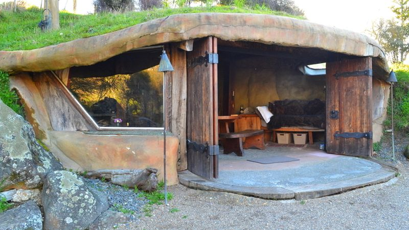 Underhill Valley Earth House