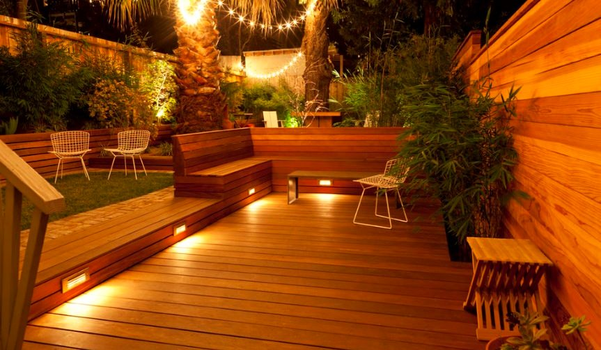 Practical Deck Lighting Ideas To Turn Your Backyard Into An Outdoor Oasis