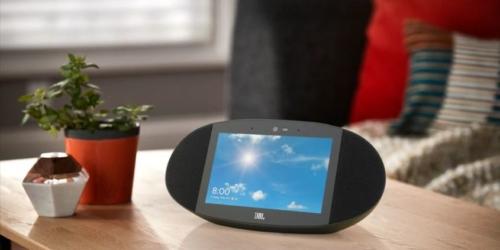 Google Assistant-Powered JBL Link View Smart Display