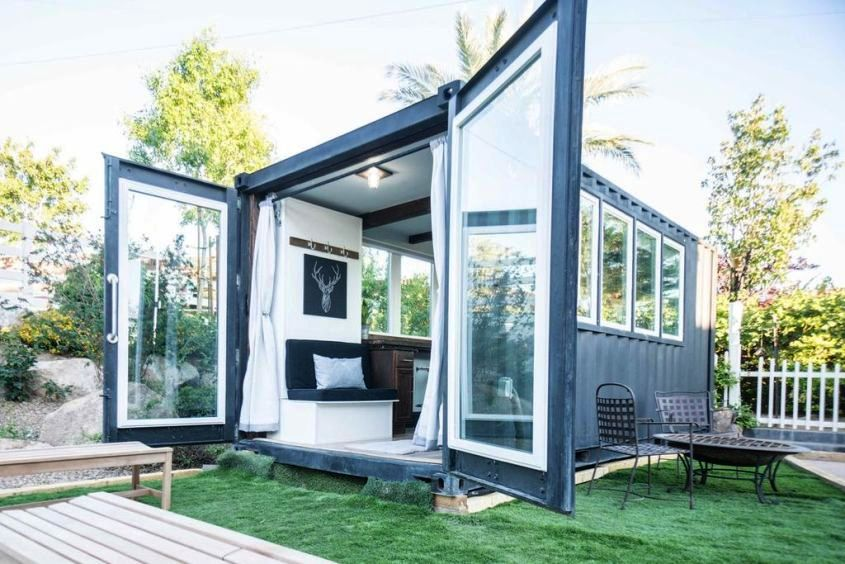 Affordable Shipping Container Homes From Alternative Living Spaces