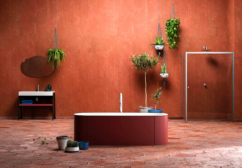 Blubleu to Debut two new Bathroom Collections at Salone del Mobile 2018