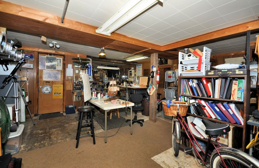 Basement renovation - How to convert basement into craft room