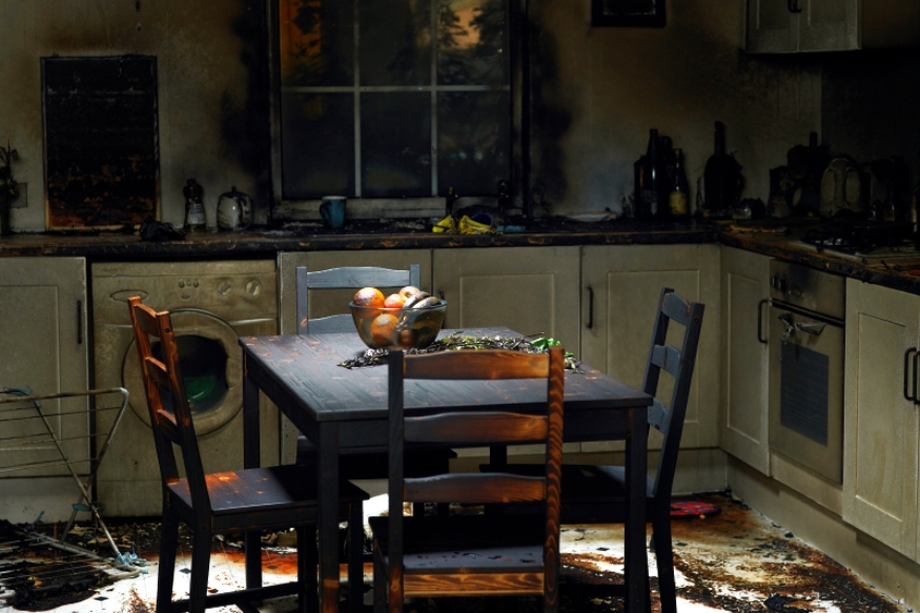 Fire damage restoration - how to
