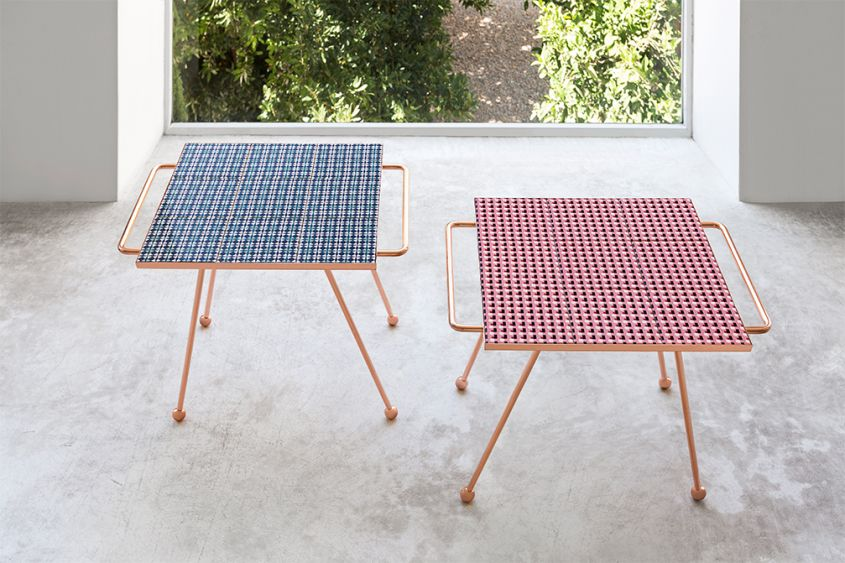 Gan Adds Four New Auxiliary Tables to its Award-Winning Mix & Match Collection of Trays