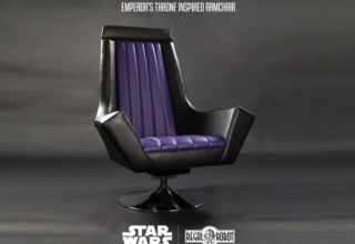 Star Wars Armchair by Regal Robot