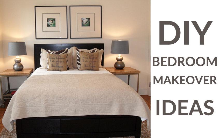 6 Diy Bedroom Makeover Ideas 2018 Design Ideas Tips