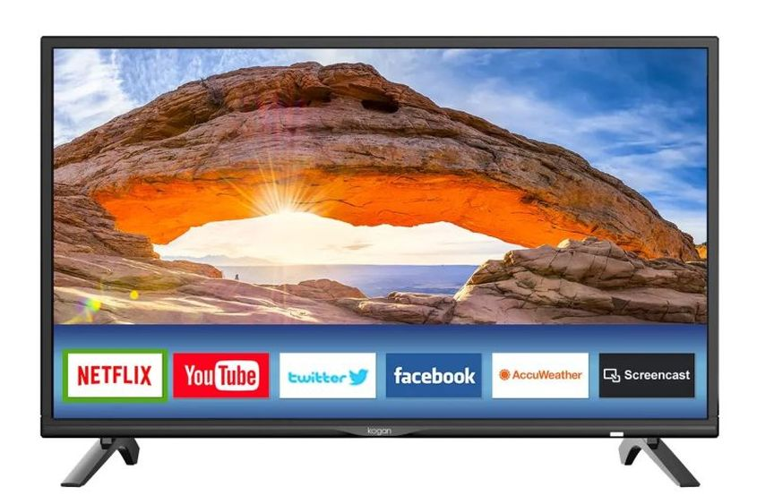 Kogan Launches Affordable 4K Smart TVs, starting at Just $299
