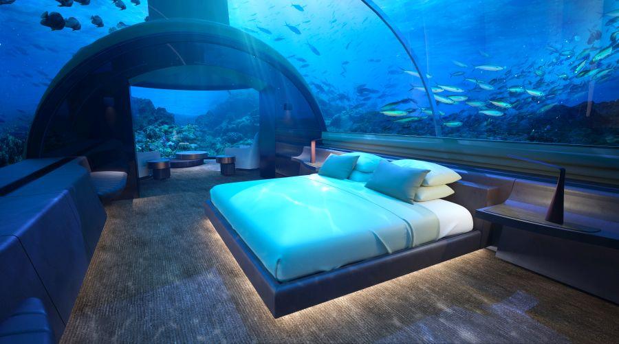 Muraka: Underwater Hotel at Conrad Maldives Rangali Island
