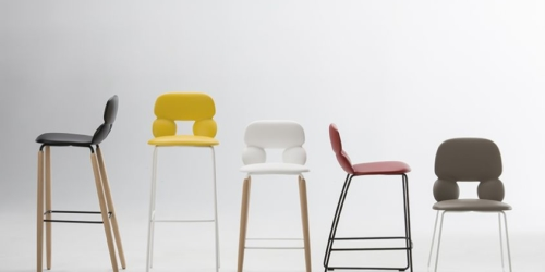 Sit on a Cloud with Nube Seating Collection from Chairs & More