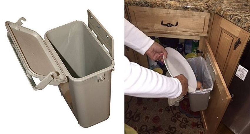 YukChuk Under-Counter Compost Container - gifts for mom