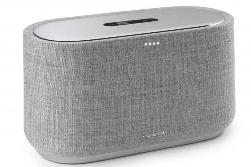 Harman Kardon's Google Assistant-powered Citation 500 smart speaker at IFA 2018