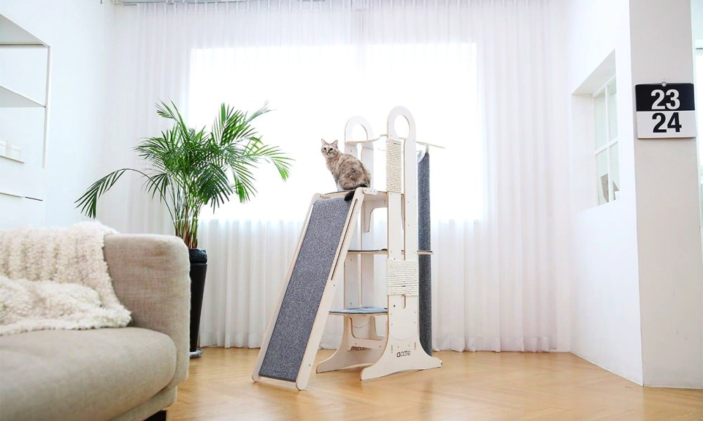 Tuft + Paw Milo Cat Tower cat furniture