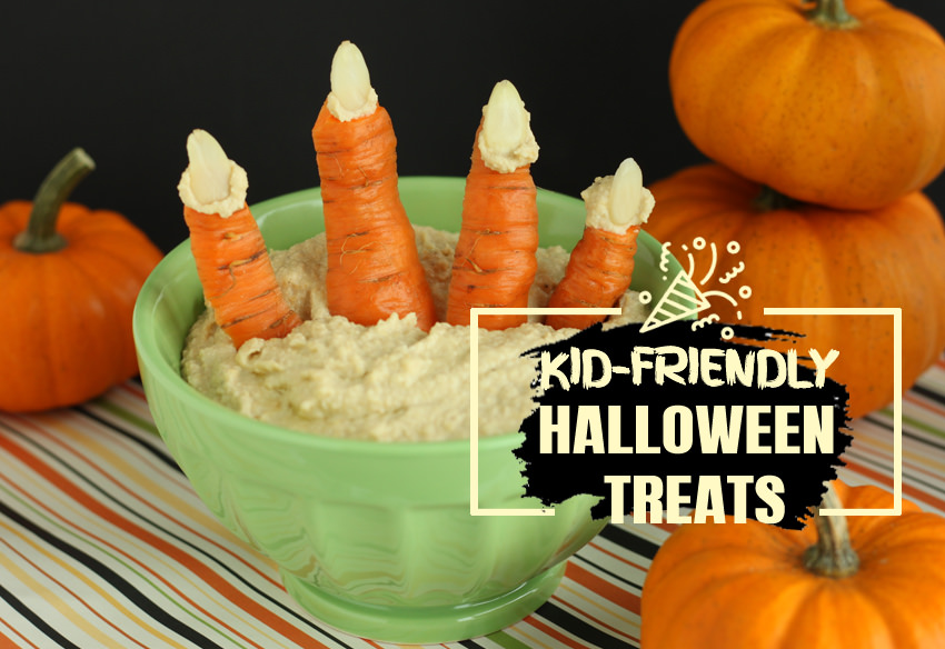 Easy Kid-Friendly Halloween Treats