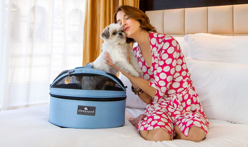 Sleepypod Pet Carrier - Pet Accessories