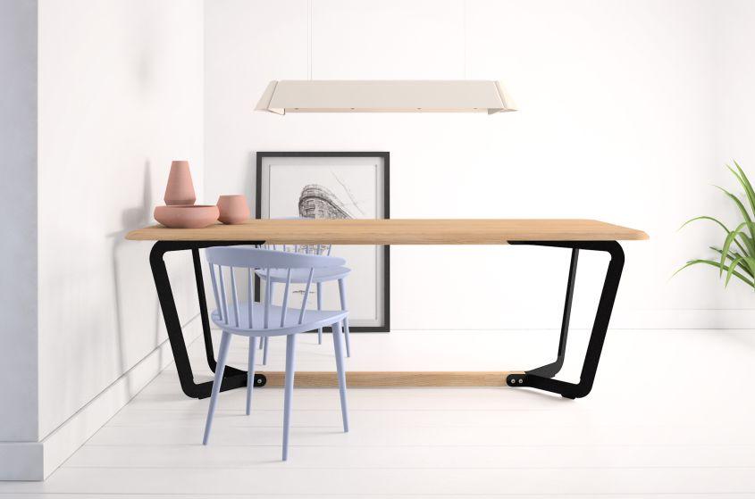 Basvelle Koop Designs Stringer table for Odesi