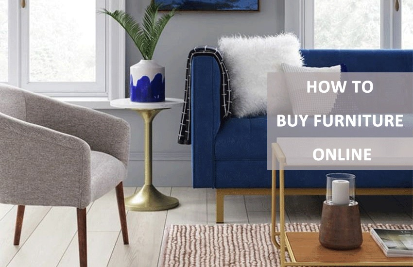 How to Buy Furniture Online