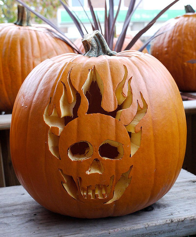 40 Cool and Inspiring Pumpkin Carving Ideas for Halloween