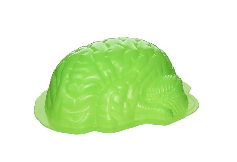 gelatin mold zombie brain - Halloween kitchen utensils ideas