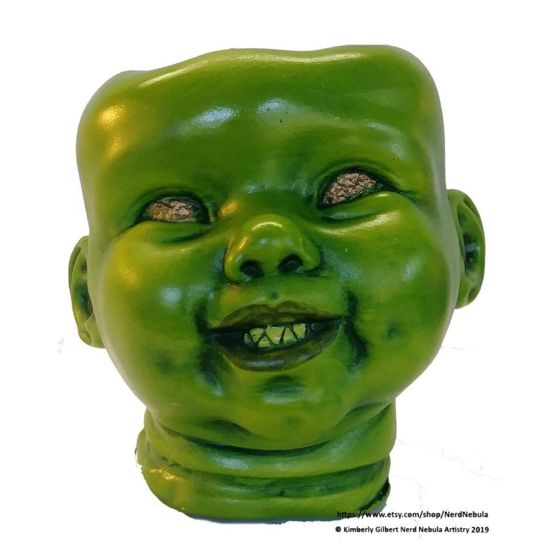 zombie baby cup for halloween - kitchenwar ideas