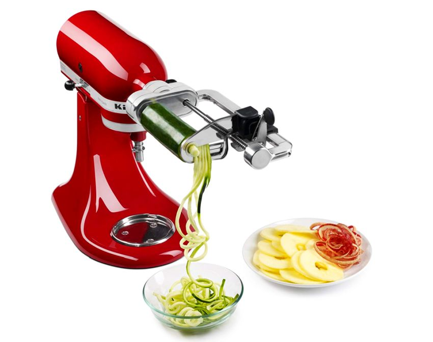 KitchenAid Spiralizer with Peel Core and Slice - Gifts for Her
